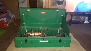 Vintage Coleman camping stove for Sale in Canton, OH