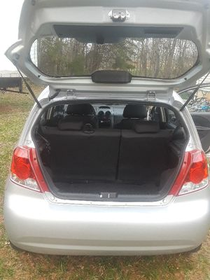 Chevrolet aveo great condition 2300 dollars, 08 5 speed manual excellent condition with 165 miles for Sale in Bedford, VA