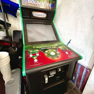 Golden Tee Arcade Game for Sale in Whittier, CA