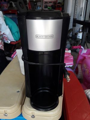 Black and Decker Coffee maker for Sale in Houston, TX