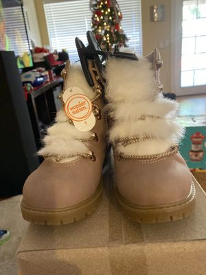 Youth size 1 girls boots for Sale in Avondale, AZ