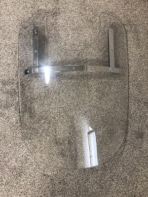 Clear motorcycle windshield for Sale in Glen Burnie, MD