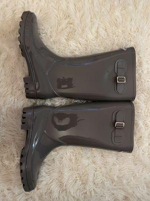 Rain Boots Size 7 (Foot size 6.5) for Sale in Arlington, VA