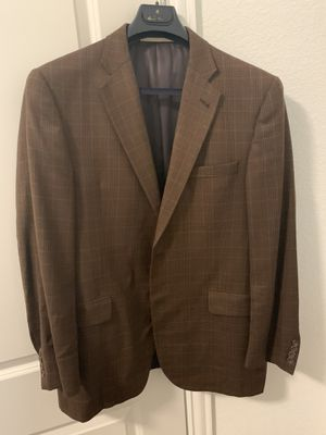 Men's Burberry blazer for Sale in Georgetown, TX