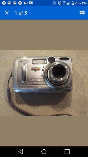 Kodak EasyShare DX6440 4.0MP Digital Camera (Silver) for Sale in Statesville, NC