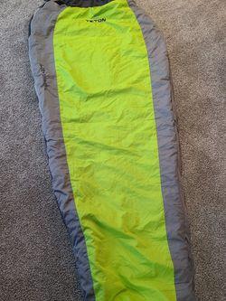 Teton Trailhead 20F Sleeping Bag for Sale in Seattle,  WA