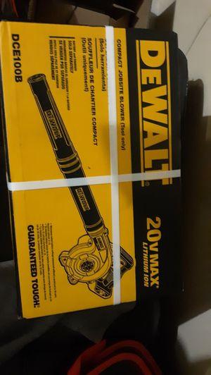 Dewalt 20 V Airblower for Sale in Rosemead, CA