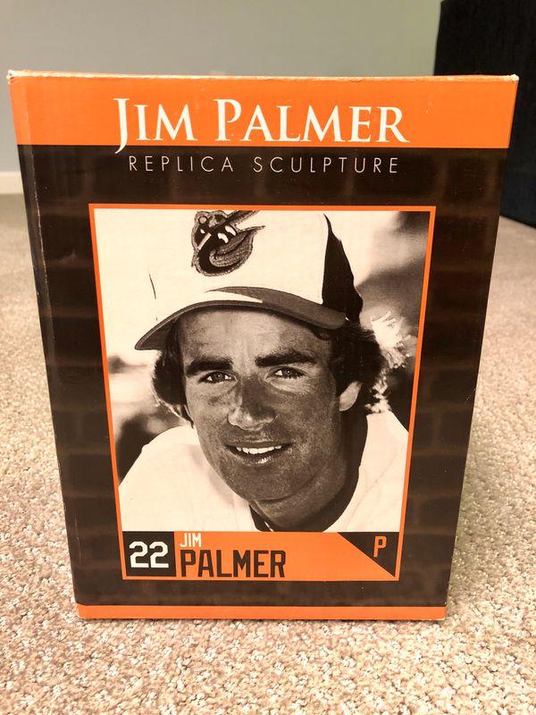 Orioles Jim Palmer Replica Statue
