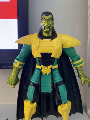 "1994 VTG Iron Man Mandarin Deluxe Edition 10"" Figure Poseable Toy Biz Marvel for Sale in Fayetteville, NC"