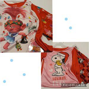 Christmas kids pajamas for Sale in Gresham, OR