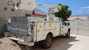 2000 F450 bucket truck for Sale in North Las Vegas, NV