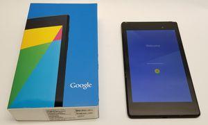 Asus Google Nexus 7 (2nd Gen) 32GB Android Tablet for Sale in Germantown, MD