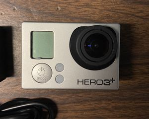 GoPro HERO3 White Edition Action Camera Wi-Fi CHDHE-301 W/ Helmet Bundle for Sale in West Islip, NY