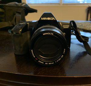 Vintage Minolta SLR 3000i 35 mm camera for Sale in Concord, CA