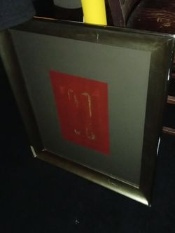 Large And Heavy Picture frame for Sale in Pittsburgh,  PA