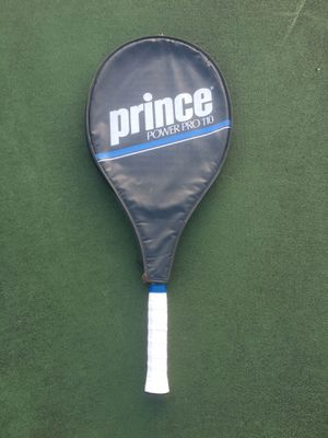 Prince Power Pro 110 Tennis Racket for Sale in Tampa, FL