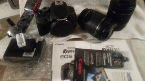 Canon eos rebel sl1 for Sale in Las Vegas, NV