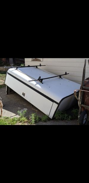 Commercial Camper Shell for Sale in Vista, CA
