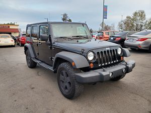 2011 Jeep Wrangler Unlimited Sport for Sale in Ceres, CA