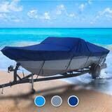 18 Ft Seal Skin Boat Cover (new) Blue for Sale in Cape Coral,  FL