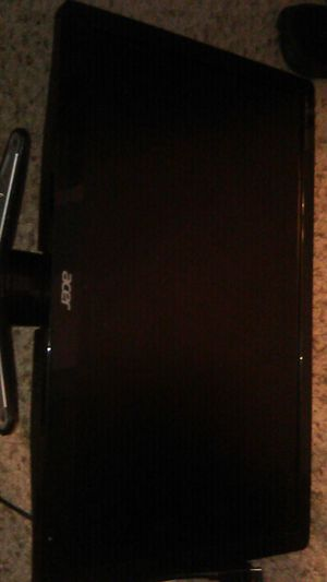 Acer g206hql computer monitor for Sale in Lakeland, FL