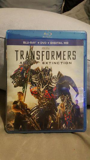 Transformers blu ray for Sale in Orlando, FL