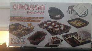 Circulon 10 pc. Bakeware for Sale in Miami, FL