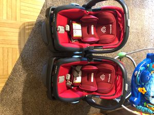 Uppa baby car seats for sale for Sale in Lumberton, TX
