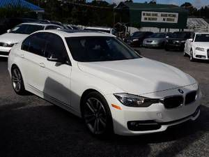 2014 BMW 3 Series TURBO $3998-Down $322-mon - $13998 (Please ask for Toris luxury auto mall for Sale in US
