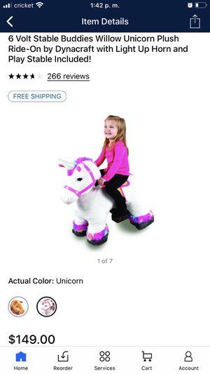 Unicornio for Sale in Laredo, TX