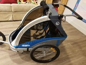 Everyday stroller bicycle trailer for Sale in Corona, CA