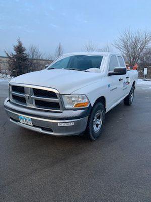 2012 Dodge 1500 Truck 4x4 4.7V8 Auto for Sale in Channahon, IL