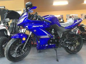 Sxr 250cc street legal bike on sale for Sale in Dallas, TX