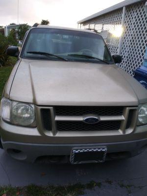 Ford Explorer sports trac for Sale in Miami Gardens, FL