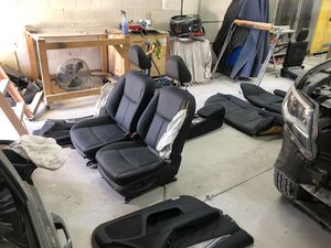 Infiniti q50 door panels, dash board, seats, and center console for Sale in Phoenix, AZ