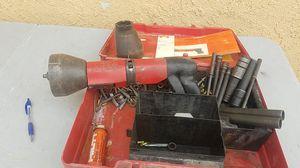 HILTI DX600N...heavy duty nail and stud gun for Sale in Fontana, CA