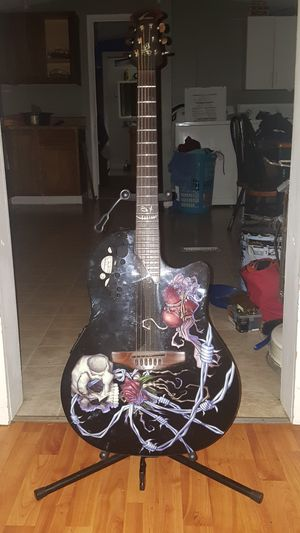 Guitar for Sale in Lynch Station, VA