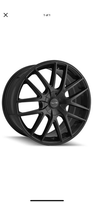 "4-Touren TR60 16x7 5x100/5x4.5"" +42mm Matte Black Wheels Rims 16"" Inch for Sale in Columbus, OH"