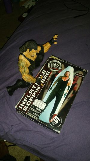 Undertaker figure for Sale in Gaithersburg, MD