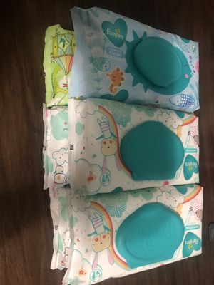 Pampers baby wipes for Sale in Norcross, GA