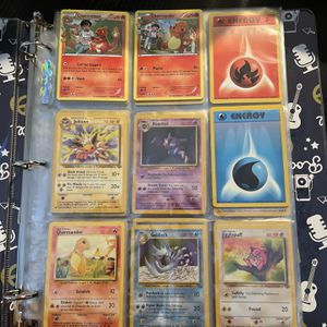 Pokemon Cards Binder for Sale in Las Vegas, NV