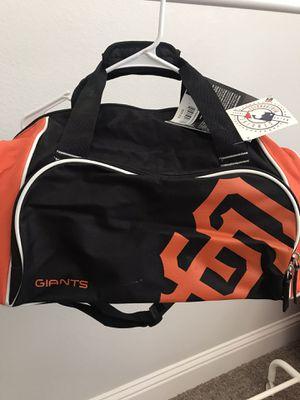 Giants duffel bag for Sale in Modesto, CA