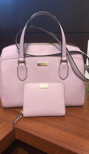 Kate Spade Purse with Matching wallet for Sale in Renton, WA