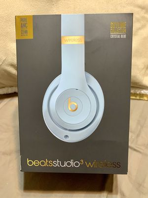 Beats Studio 3 Wireless Skyline Collection for Sale in Los Angeles, CA