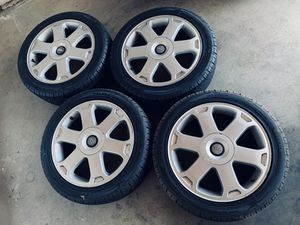 Wheels tires Audi parts auto car for Sale in Fresno, CA