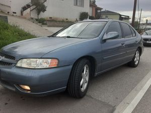 Nissan. 2000. Se. Luxury. Altima for Sale in Los Angeles, CA