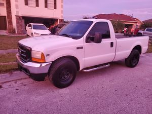 Ford 250 Super duty 2001 for Sale in Kissimmee, FL
