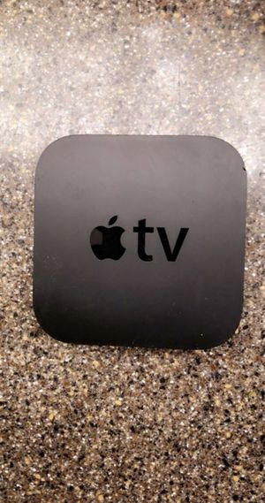 Apple TV with power cord like NEW for Sale in Jacksonville, FL