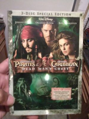 Pirates Of The Caribbean Dead Man's Chest for Sale in The Bronx, NY