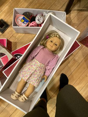American girl doll Kit for Sale in San Leandro, CA